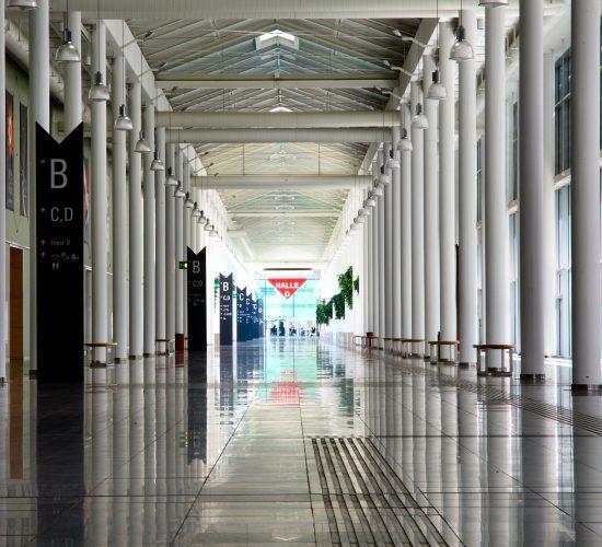 Messe Wien Exhibition & Congress Center   Mall