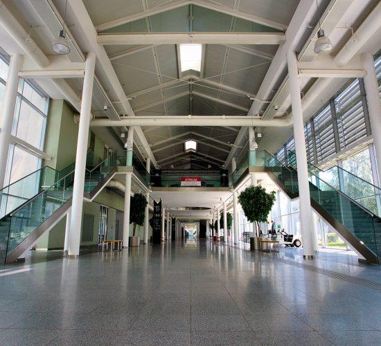 Mall © Reed Messe Wien / G. Szuklits