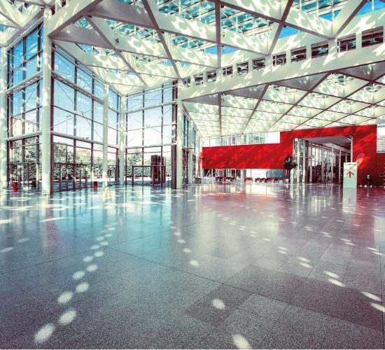 Messe Wien Exhibition & Congress Center | Foyer A